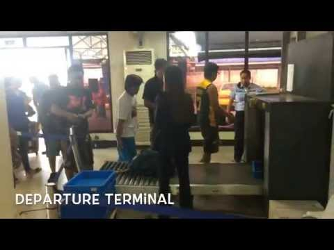 Tagbilaran Airport Departure Terminal and Lounge Bohol by HourPhilippines.com