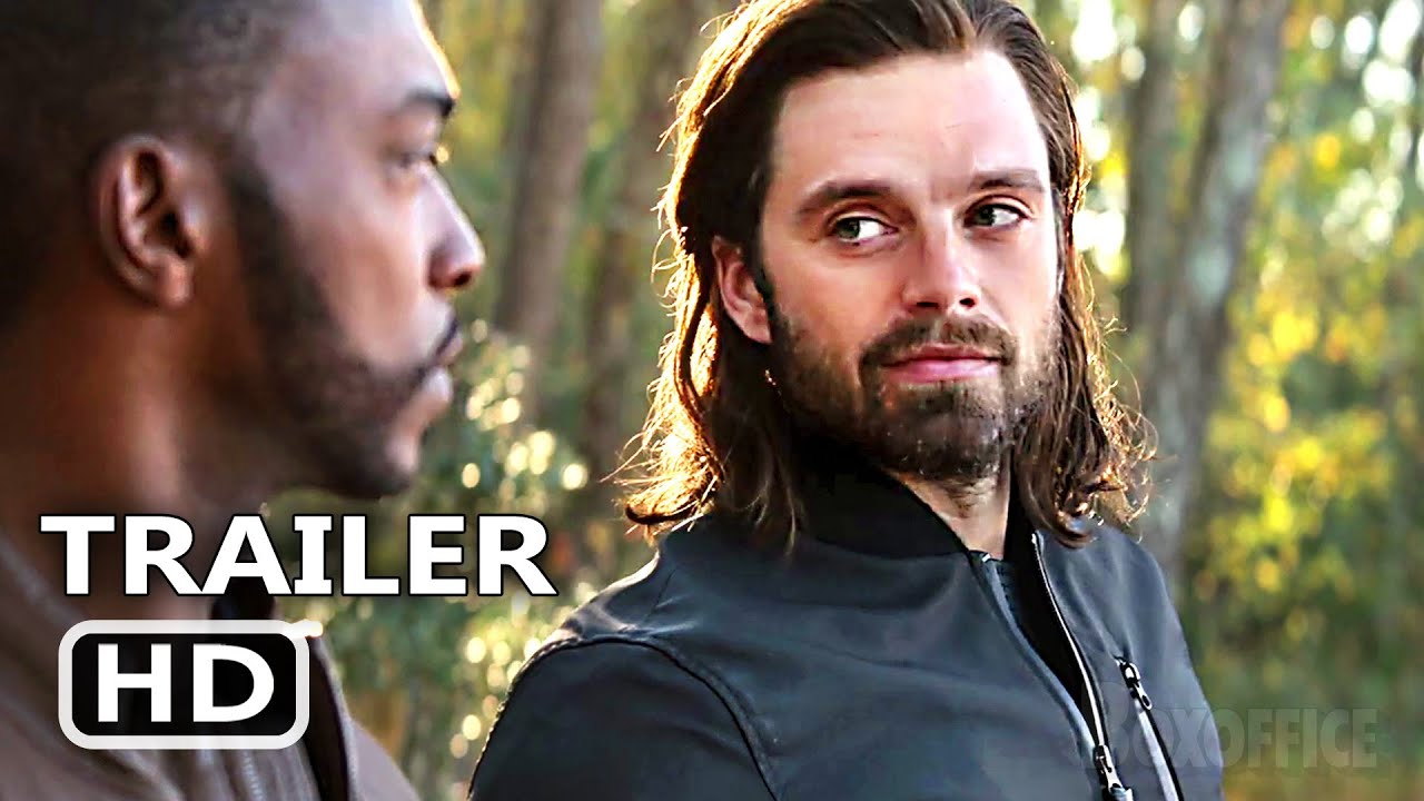 "MARVEL STUDIOS: LEGENDS ""Falcon and Winter Soldier"" Trailer (2021) Avengers, Disney+"