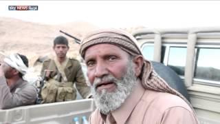 قوات الشرعية تمشط معسكر فرضة نهم بصنعاء