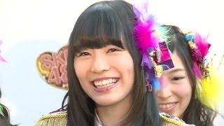 アイドルグループ「SKE48」の松井珠理奈さんが11月12日、東京都内で同グ...