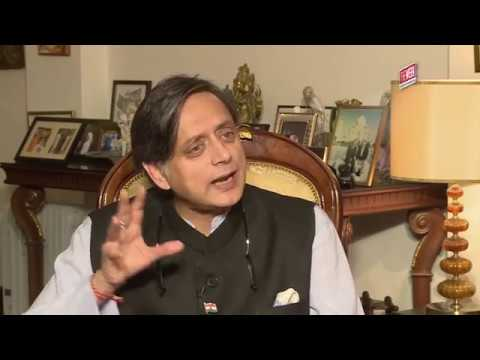 Shashi Tharoor to Barkha Dutt :We are more Hindu than Modi & BJP