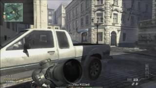 Call of Duty Modern Warfare 3 Multiplayer Gameplay #478 Lockdown