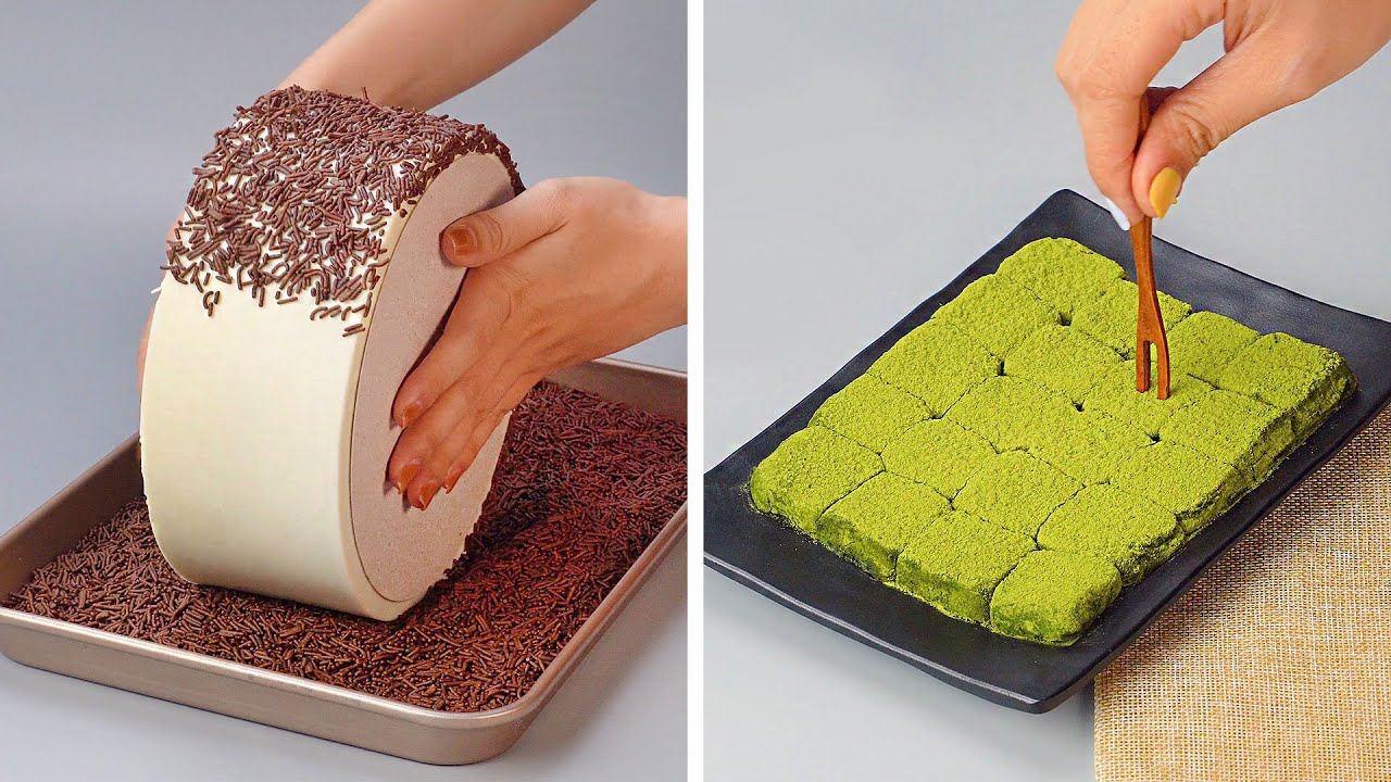 Creative Tasty Chocolate Cake Decorating Recipes | So Yummy Chocolate Cake Ideas | Perfect Cake #2