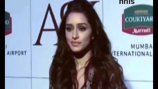 Shraddha's  Action Mode For 'Baaghi- A Rebel For Love'