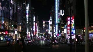 Shinjuku Tokyo Night Life Japan 1