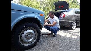 "Покупка колес на ВАЗ-2121 ""Нива"" / NICE-CAR.RU"