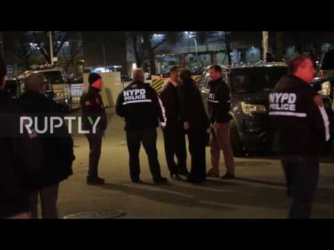 USA: 'El Chapo' Arrives In New York City Following Mexico Extradition
