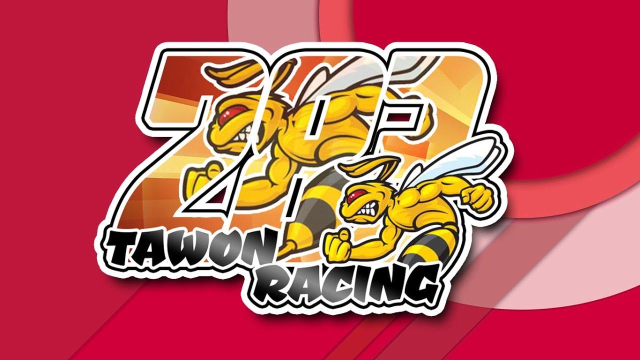 Cara buat stiker racing keren