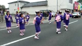 竹駒神社 秋季大祭 山車巡幸 竹駒音頭 thumbnail