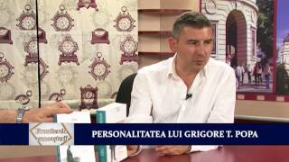 Frontierele Cunoasterii | 30.06.2017 | Catalin Turliuc, invitat dr. Richard Constantinescu