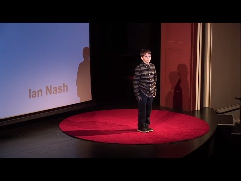 What if we cared more for sea turtles? | Ian Nash | TEDxYouth@Columbus