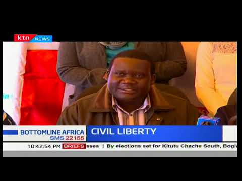 Civil Liberty:Two civil society groups outlawed