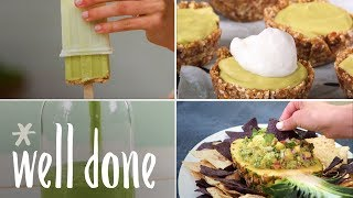 4 Ways to Use Ripe Avocados | Recipe | Well Done