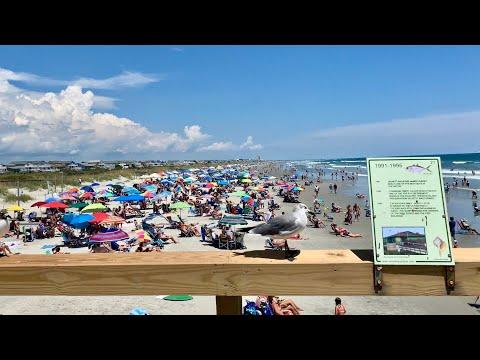 Sunset Beach Pier Tour - Sunset Beach, NC