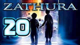 Zathura Walkthrough Part 20 (PS2, XBOX) A Space Adventure Level 20 [Final Boss - Ending]
