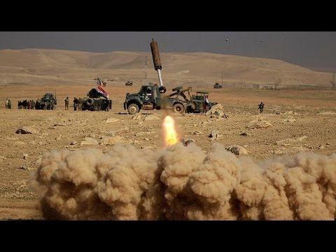 Иракские силовики...