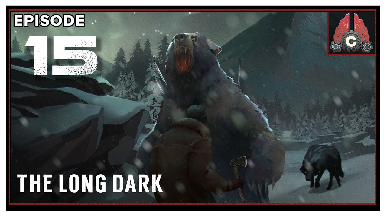 """CohhCarnage Plays The Long Dark (Episode Four) """"Fury, Then Silence"""" - Episode 15"""