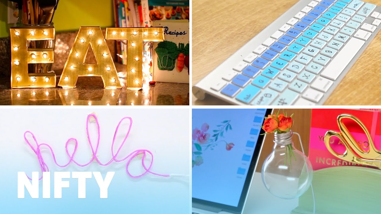 5 Fun Ways To Personalize Your Room Youtube