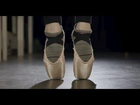 Men on pointe? First Soloist Bennet Gartside shares his tips (The Royal Ballet)