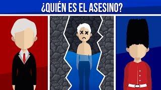 ¿COMO MURIÓ EL ASESINO? - ACERTIJOS IMPOSIBLES! thumbnail