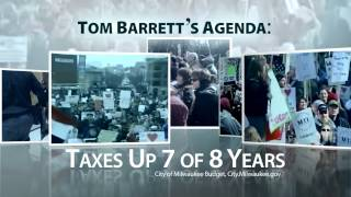 Tom Barrett - Backward