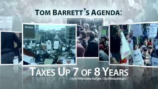 Tom Barrett - Backward