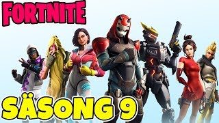 SEASON 9 IN FORTNITE IS HERE * UPDATE VIDEO * SHOWS THE FULL BATTLE PASS