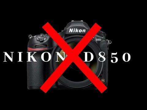 Why I ditched the Nikon D850?   Do I really need a new camera?