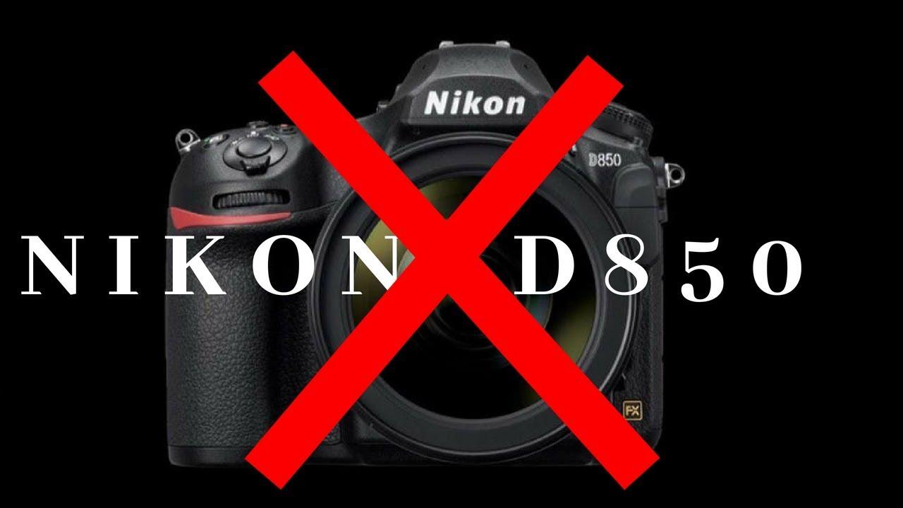 Why I ditched the Nikon D850? | Do I really need a new camera?