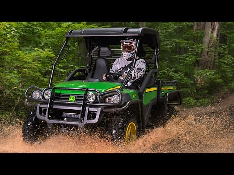 TEST RIDE: 2015 John Deere Gator 825i