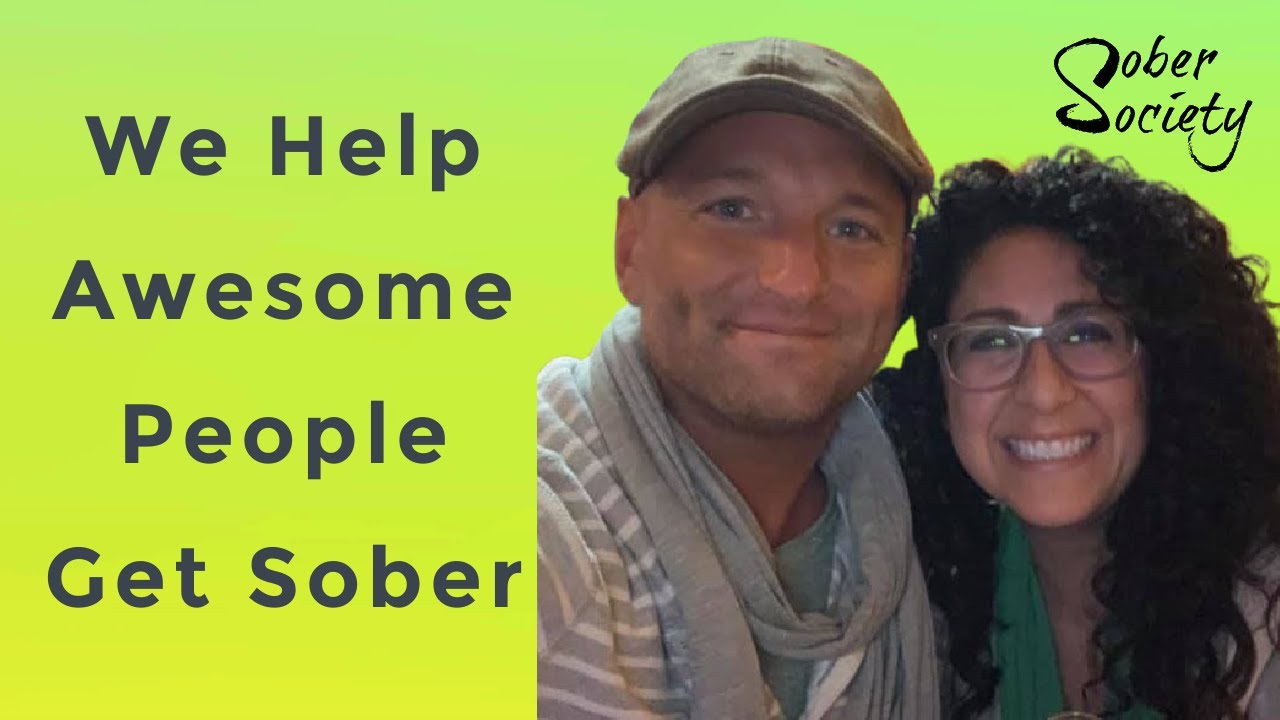 Get Sober with Sober Society