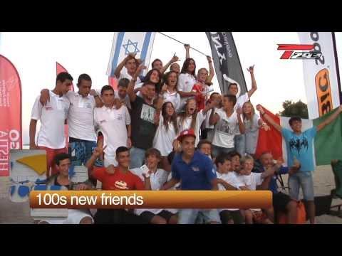 Techno 293 OD Worlds 2013 - Sopot - Highlight