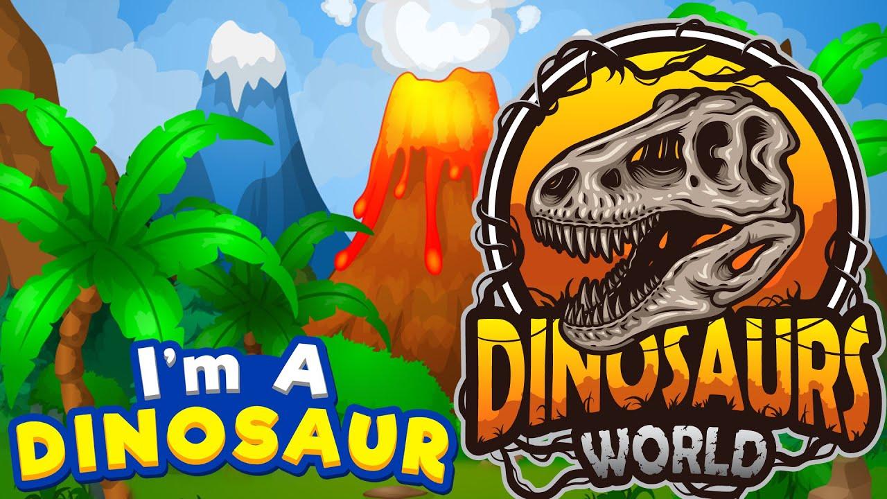 Dinosaur   Adventures Of Jurassic World   Funny Cartoon For Kids