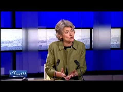 Irina Bokova sur TV5 Monde: lancement du Rapport mondial de suivi sur l