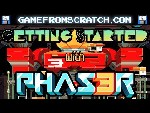 Getting Started with Phaser 3