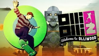 TRICKS FOR DAYS | OlliOlli 2 Welcome To Olliwood #2