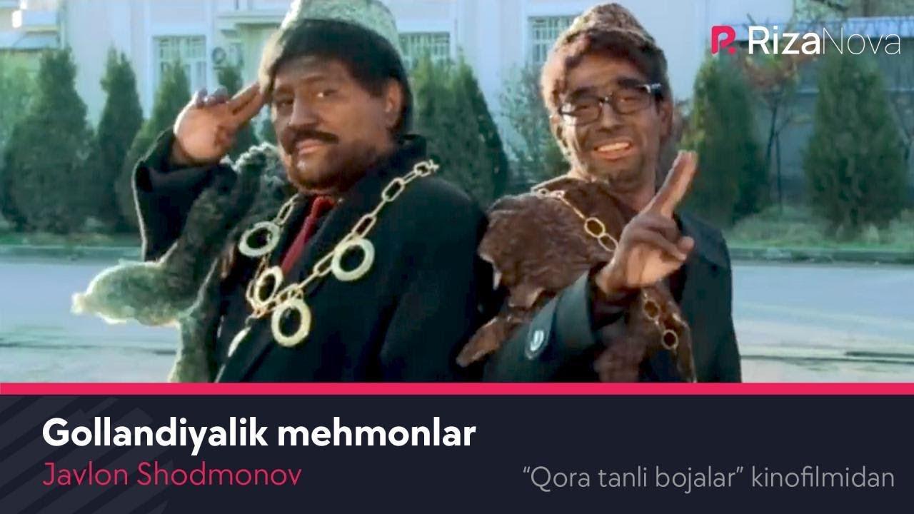 Javlon Shodmonov - Gollandiyalik mehmonlar (Qora tanli bojalar kinofilmidan)