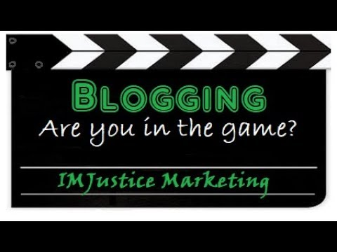 Business Marketing - The Blog - IMJustice Marketing Blogging Tips, Strategies & Ideas