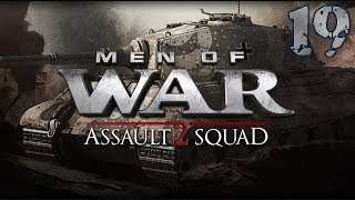 Men of War: Assault Squad 2 #19 - USA- Battle of the Bulge cz.5/5 (Gameplay PL, Let's Play)