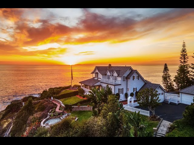 Captivating Home with Panoramic Views in Laguna Beach, California | Sotheby's International Realty