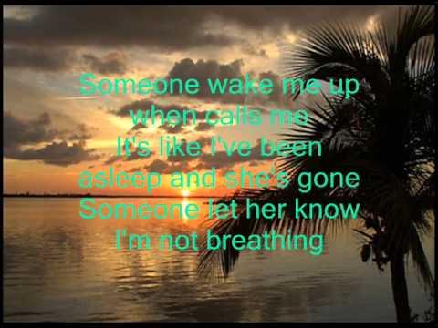 Nick Lachey - All In My Head Lyrics