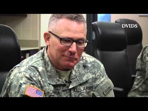 MG Paul LaCamera looks back on his career with 4th Infantry