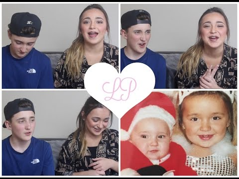 The Sibling Tag | Lauren Platt ft. Lewis Platt