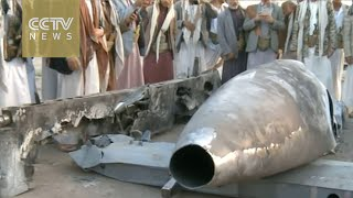 Houthi rebels say they shot down a Saudi warplane