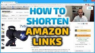 Amazon SEO - How Amazon Links Really Work - No Need for Bitly, TinyURL etc thumbnail