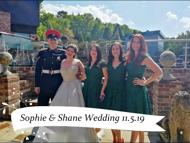 Sophie & Shane Wedding 11.05.19