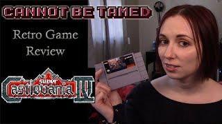 Super Castlevania IV (SNES) - Retro Game Review