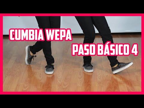 Como Bailar CUMBIA