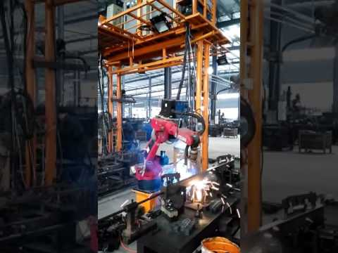 Auto Welding: using auto welding robots to do the job, ensure the 100% perfect effect