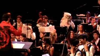 Discovery: Le Verbier Festival Orchestra dirigé par les enfants